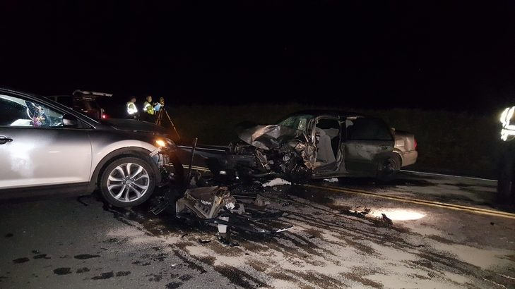 New Hampshire Accident Reconstruction Expert: Driver Dies in Head-On Collision