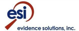 Image of Evidence Solutions Logo