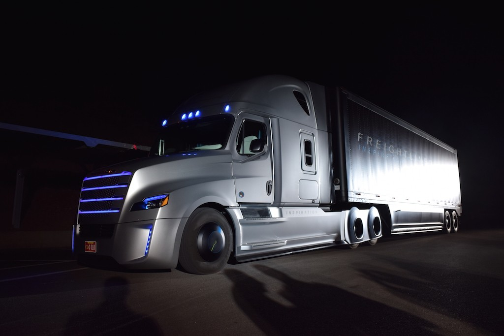 Freightliner Self Driving Truck - Trucking Safety Expert Witness