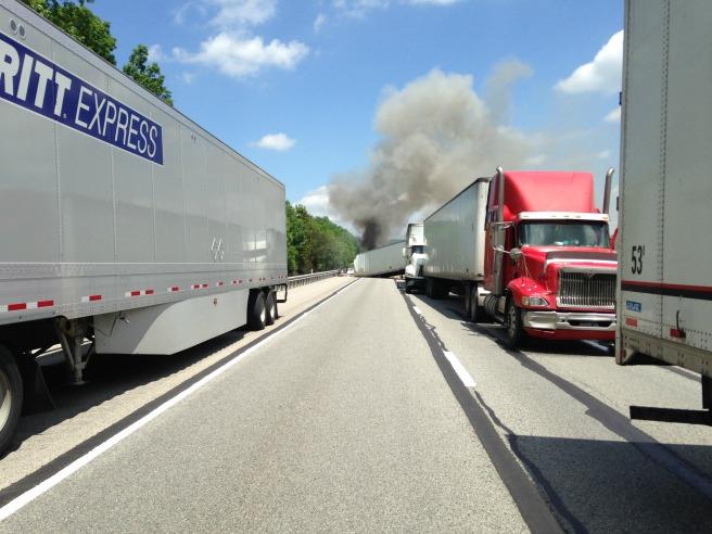Truck Crash Expert: Two Die in 7 Vehicle Pileup on I75 in KY