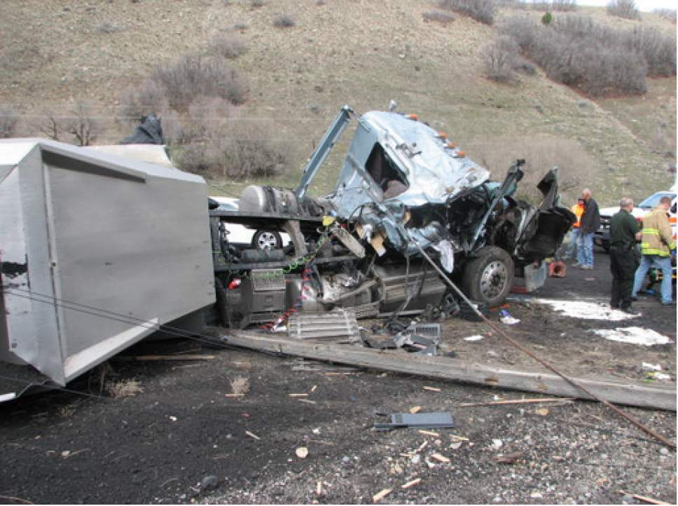 Heavy Truck Accident Expert - UT