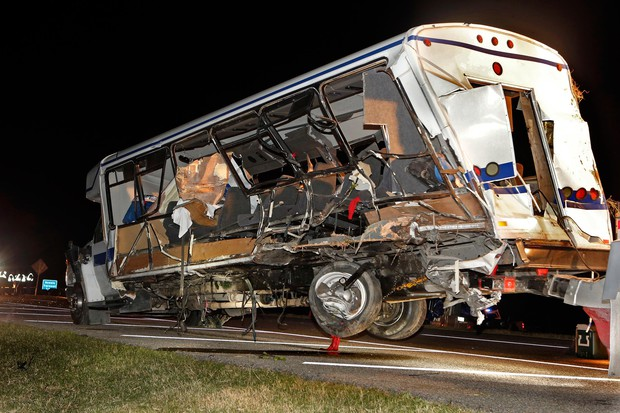 Bus Accident Expert Witness OK